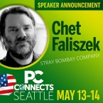 PC Connects Seattle 2019 - Meet the Speakers - Chet Faliszek, Stray Bombay Company