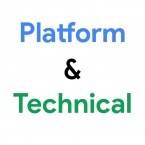 Platform and technical roles logo
