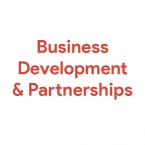 Business development and partner-facing roles logo
