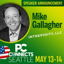 PC Connects Seattle 2019 - Meet the Speakers - Michael Gallagher, Intrepidity