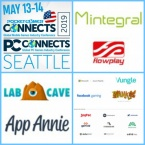 Special thanks to the sponsors for next week's Pocket Gamer Connects Seattle