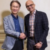"Sony's relationship with Microsoft is ""deepening"""