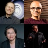 Ubisoft, Microsoft, Nvidia and AMD make Glassdoor's Top CEOs lists