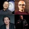 Ubisoft, Microsoft, Nvidia and AMD make Glassdoor's Top CEOs lists