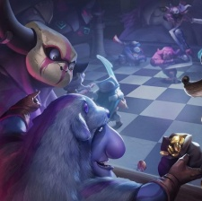 Tencent is co-publishing Drodo Auto Chess with Dragonest