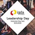 Leadership Day by IGDA Finland