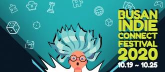 Busan Indie Connect Festival 2020 (Online)
