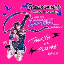Bloodstained: Ritual of the Night passes 1m sales