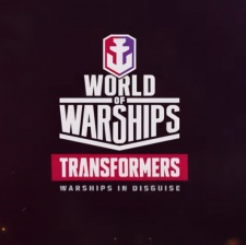 Transformers roll out into World of Warships
