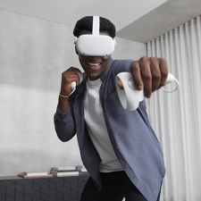 VIDEO: Facebook reveals new Oculus Quest headset