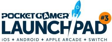 Pocket Gamer LaunchPad #3 (Online)