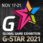 Attend G-STAR 2021 in Korea this year