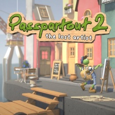 Flamebait Games paints a masterpiece and takes home the Big Indie Pitch crown with Passpartout 2